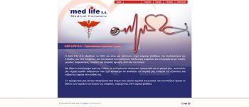 MED LIFE S.A. Ιατρική Εταιρεία